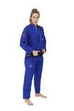 Women's Pro Evolution  BJJ Gi - Royal Blue