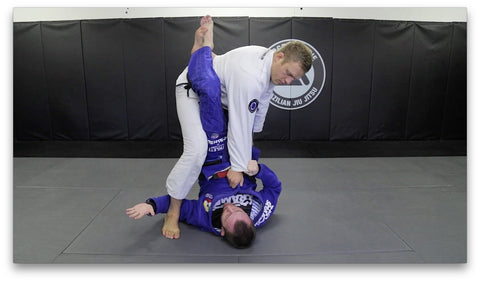 Progressive Jiu-Jitsu with Oliver Geddes and Nic Gregoriades (On Demand)