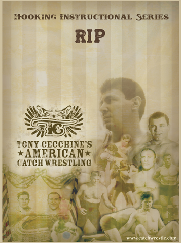 RIP 2 DVD Set with Tony Cecchine - Budovideos