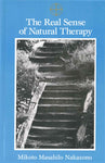 The Real Sense of Natural Medicine Book by Mikoto Masahilo Nakazono - Budovideos Inc