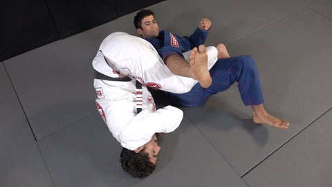 Reverse Half Guard 2 DVD Set by Philipe Della Monica