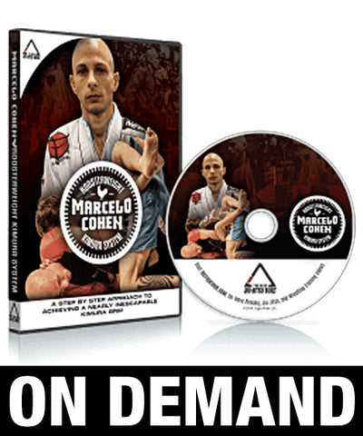 Roosterweight Kimura System with Marcelo Cohen (On Demand) - Budovideos