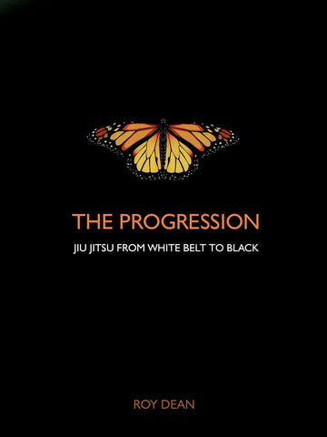The Progression: Jiu Jitsu from White Belt to Black 10 DVD Set by Roy Dean