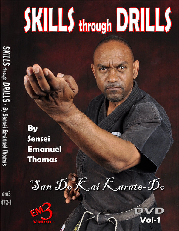 Skills Through Drills DVD with Emanuel Thomas - Budovideos