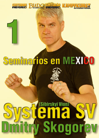 RMA Systema SV 2017 Mexico Seminar Vol 1 with Dmitry Skogorev (On Demand) - Budovideos