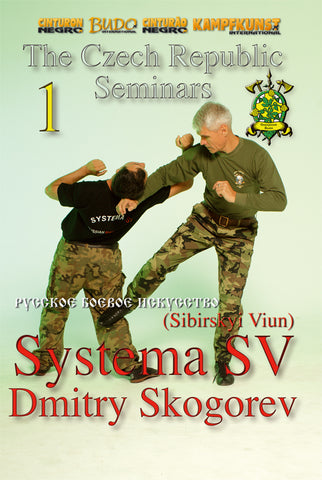 RMA Systema SV Czech Republic Seminar 2017 Vol 1 with Dmitry Skogorev (On Demand) - Budovideos