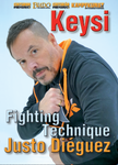 Keysi Fighting Technique DVD with Justo Dieguez - Budovideos
