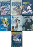 2008-2013 BJJ World Championship Collectors DVD Set - Budovideos Inc