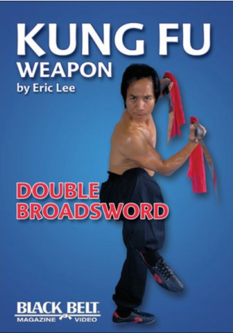 Kung Fu Double Broadsword DVD by Eric Lee - Budovideos