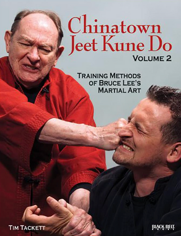 Chinatown Jeet Kune Do Book 2 by Tim Tackett - Budovideos