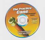 The Practice Cane DVD by Lenny Magill (Preowned)