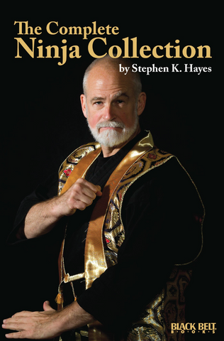 The Complete Ninja Collection Book by Stephen Hayes