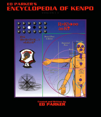 Encyclopedia of Kenpo Book by Ed Parker - Budovideos