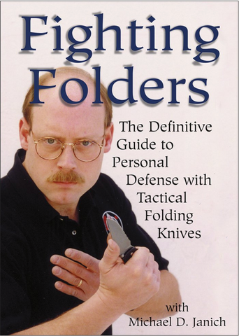 Fighting Folders DVD by Michael Janich (Preowned) - Budovideos