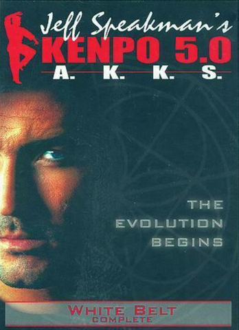 Kenpo 5.0 (10 DVD Set) by Jeff Speakman (Preowned) - Budovideos
