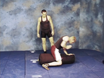 The Floor Bag Workout: Solo Training for Grapplers DVD by Mark Hatmaker (Preowned) - Budovideos