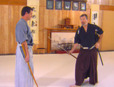 Nami Ryu Kenjutsu DVD by James Williams (Preowned) - Budovideos