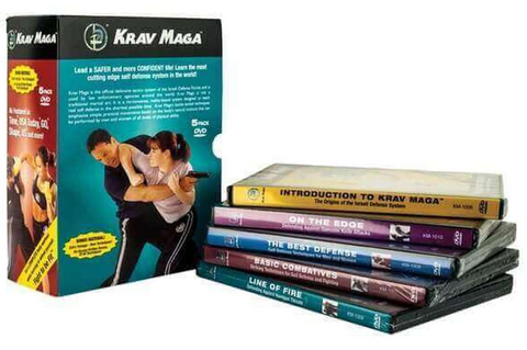 Krav Maga Training Series 5 DVD Set