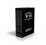 STXKICKBOXING Levels 1 - 5 DVD Set - Budovideos