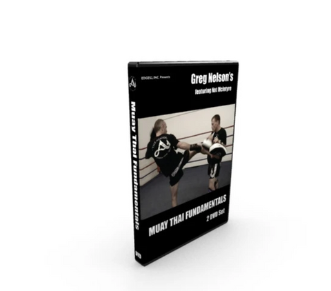 Muay Thai Fundamentals 2 DVD Set by Greg Nelson