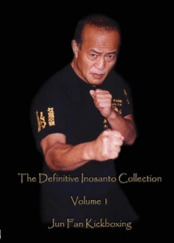 Dan Inosanto Definitive Collection 9 DVD Set (Preowned)