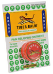 Tiger Balm Regular Strength Pain Relief 0.14 oz (White Tin) - Budovideos