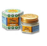 Tiger Balm Regular Strength Pain Relief 0.63 oz (White Jar) - Budovideos