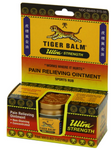 Tiger Balm Ultra Strength Pain Relief 0.63 oz - Budovideos