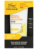 Tiger Balm Neck & Shoulder Rub 1.76 Oz - Budovideos