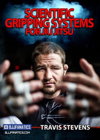 Scientific Gripping Systems For Jiu Jitsu 4 DVD Set with Travis Stevens - Budovideos