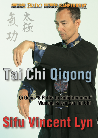 Tai Chi & Chi Gong Forms DVD by Vincent Lyn - Budovideos