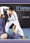 Passing, Back Takes & Finishes 5 DVD Set with JT Torres (Preowned) - Budovideos
