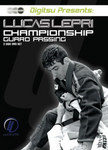 Championship Guard Passing 2 DVD Set by Lucas Lepri (Preowned) - Budovideos