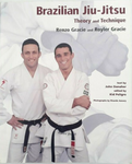 Brazilian Jiu-Jitsu: Theory and Technique Book by Renzo & Royler Gracie (Preowned) - Budovideos