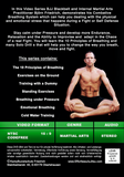 Combative Breathing: Breathing for BJJ & Fighting 3 DVD Set with Bjorn Friedrich - Budovideos