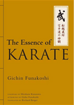 The Essence of Karate Book by Gichin Funakoshi - Budovideos