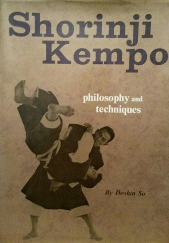 Shorinji Kempo Philosophy & Techniques Book by Doshin So (Preowned) - Budovideos