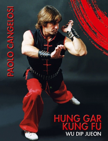 Hung Gar Kung Fu DVD with Paolo Cangelosi - Budovideos