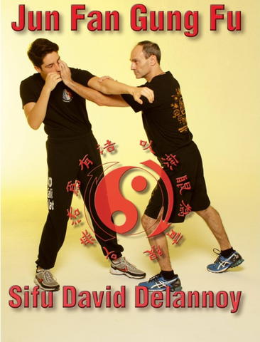 Jun Fan Gung Fu DVD with David Delannoy - Budovideos