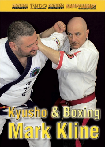 Kyusho & Boxing DVD with Mark Kline - Budovideos