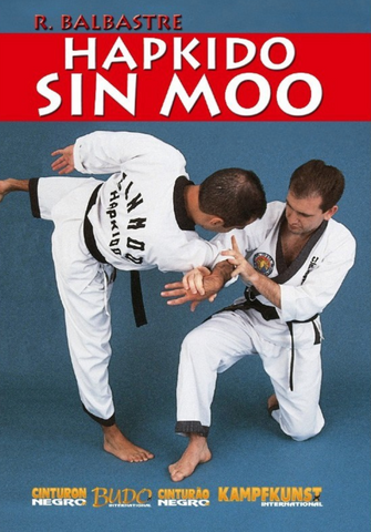 Sin Moo Hapkido DVD by R Balbastre - Budovideos