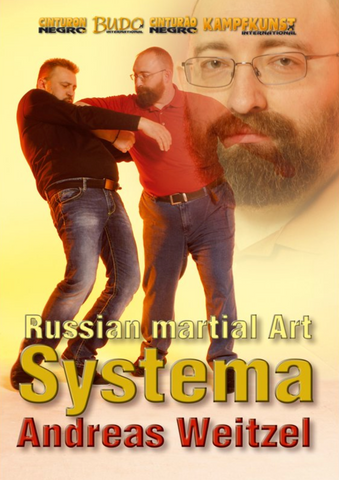 Systema Fighting Basics DVD by Andreas Weitzel - Budovideos