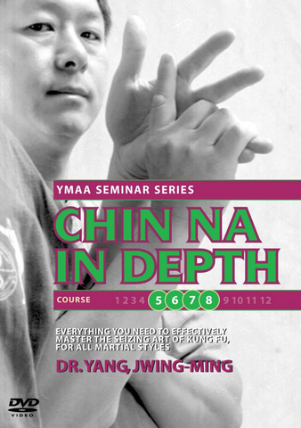 Chin Na In Depth Courses 5-8 DVD with Dr. Yang, Jwing-Ming - Budovideos