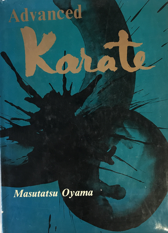 Advanced Karate Book by Mas Oyama (Preowned) - Budovideos