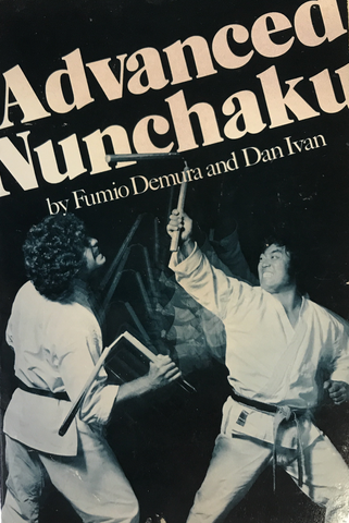 Advanced Nunchaku Book by Fumio Demura (Preowned) - Budovideos