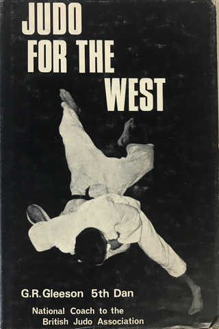 Judo for the West Book by Geof Gleeson (Preowned) - Budovideos