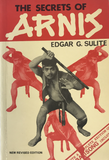 Secrets of Arnis Book by Edgar Sulite **SIGNED** (Preowned) - Budovideos