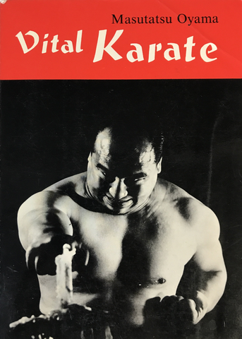 Vital Karate Book by Mas Oyama (Preowned) - Budovideos