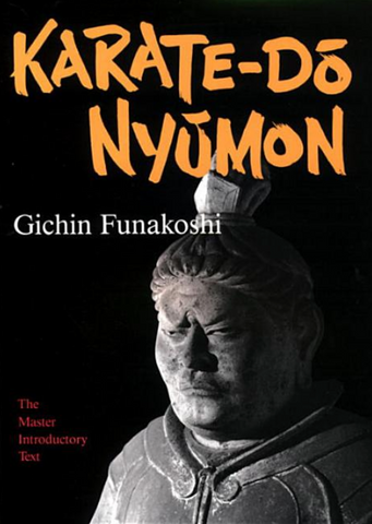 Karate-Do Nyumon: The Master Introductory Text Book by Gichin Funakoshi (Preowned) - Budovideos