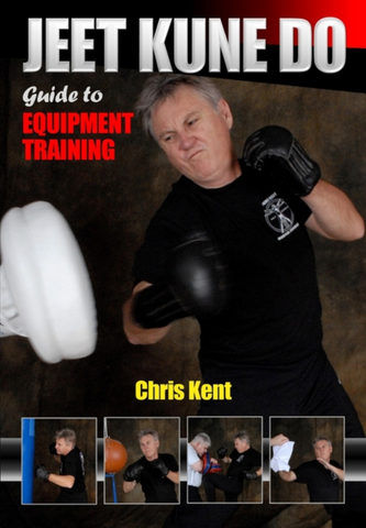 Jeet Kune Do Guide to Equipment Training Book by Chris Kent - Budovideos